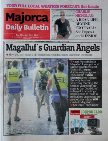 SAS press Daily Bulletin 001 (Medium)