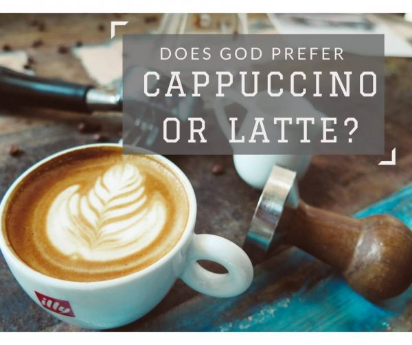 The Gap Cafe - Cappucino or Latte