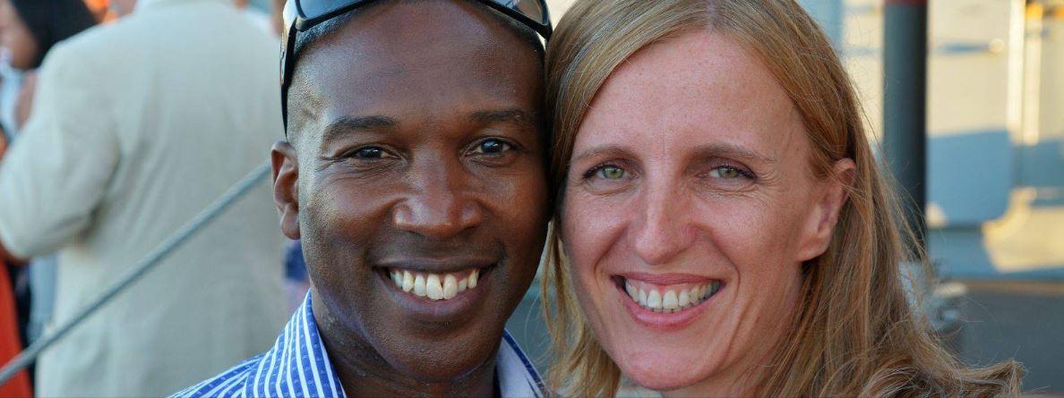 Gary and Sarah Napier